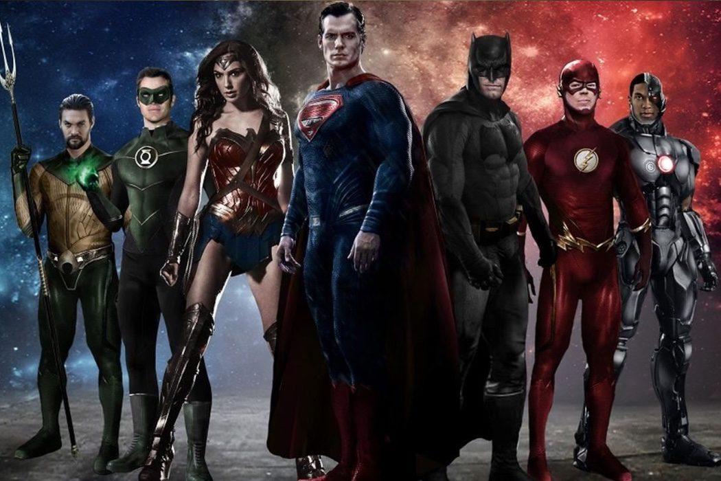 El origen de la Liga de la Justicia