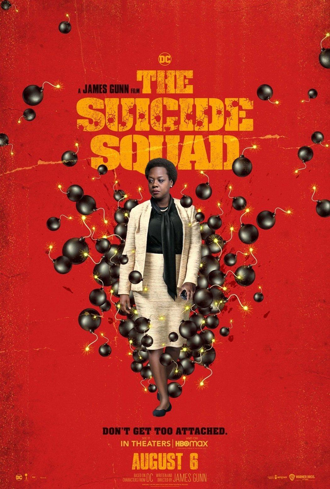 Amanda Waller (Viola Davis)