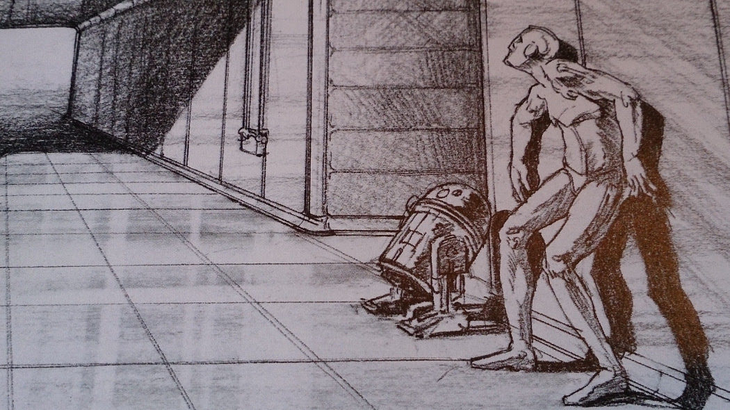 C-3PO era grotesco