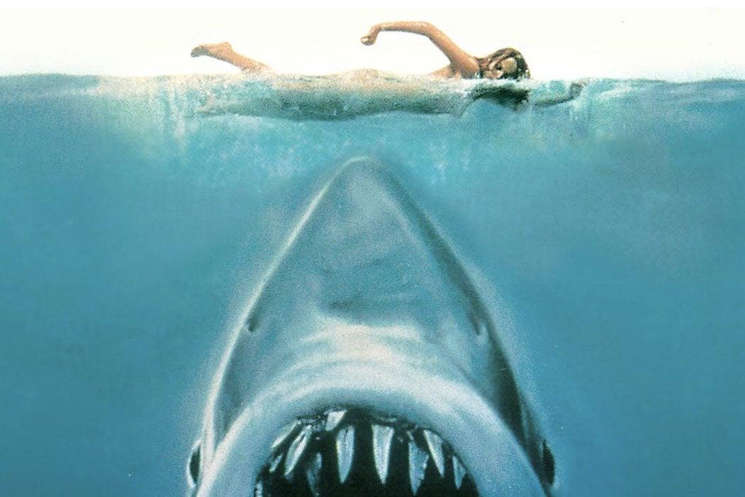 La película que más le impactó fue 'Tiburón'
