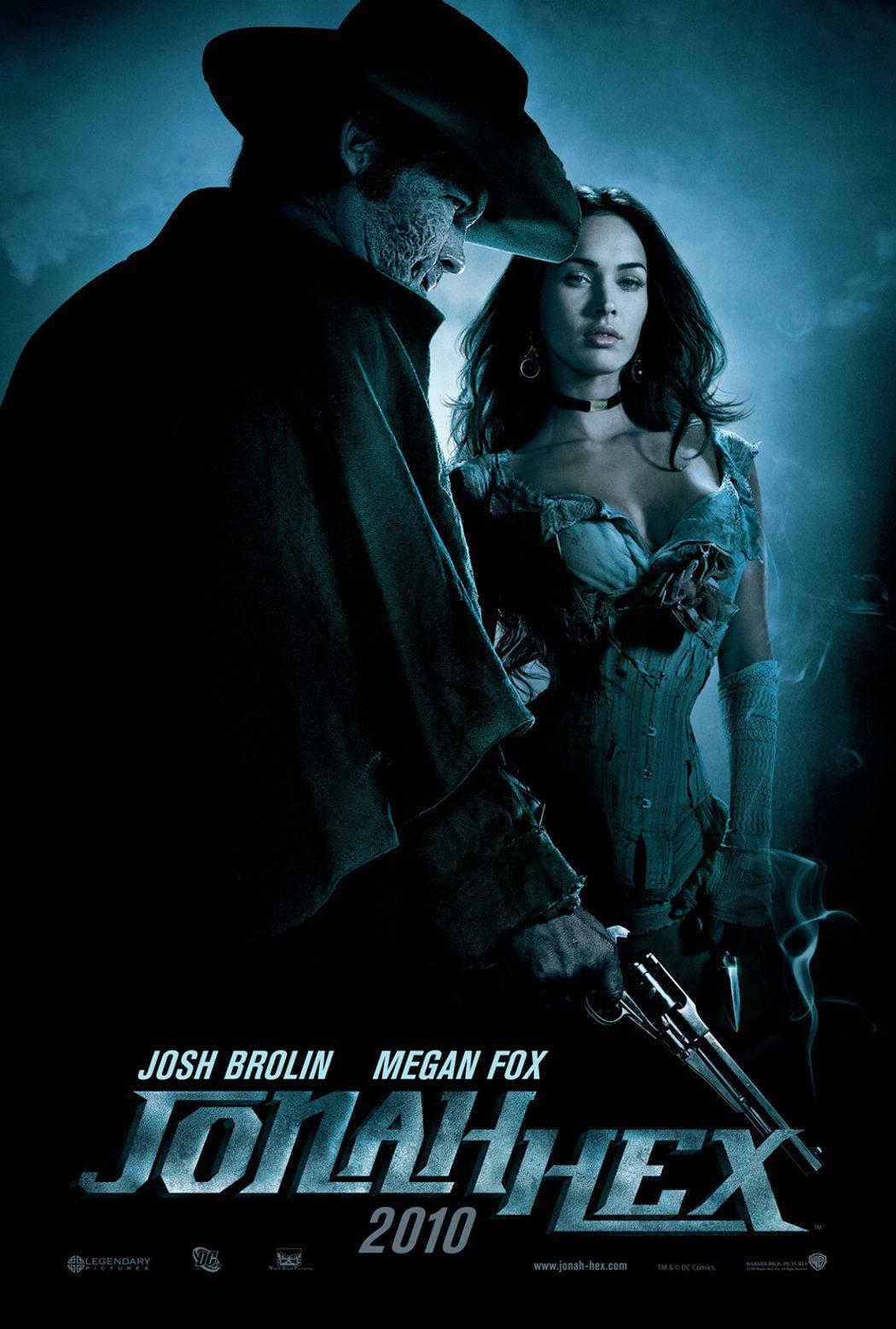 'Jonah Hex' y la cinturita de avispa de Megan Fox