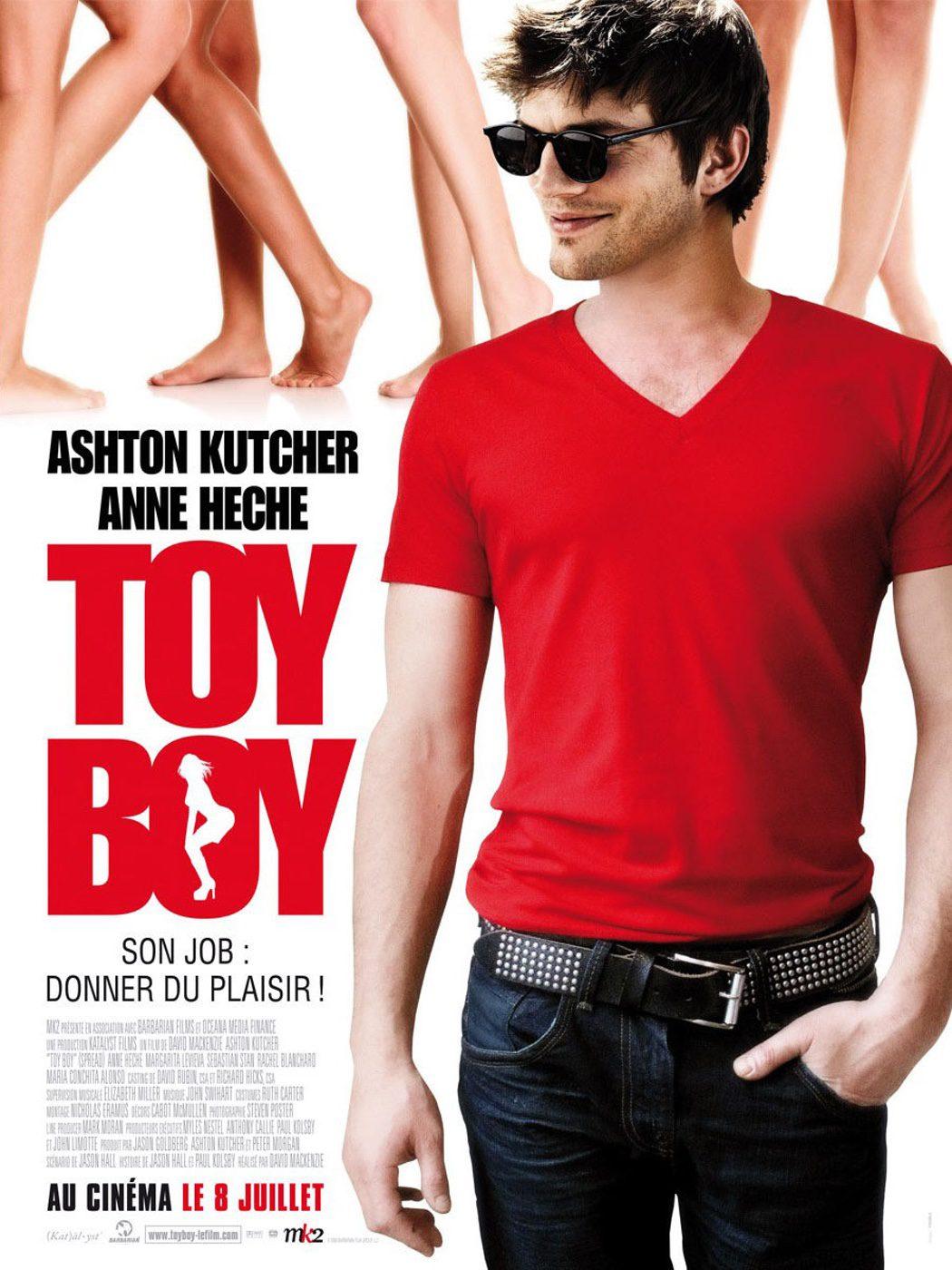 'American Playboy' y la mandibula de Ashton