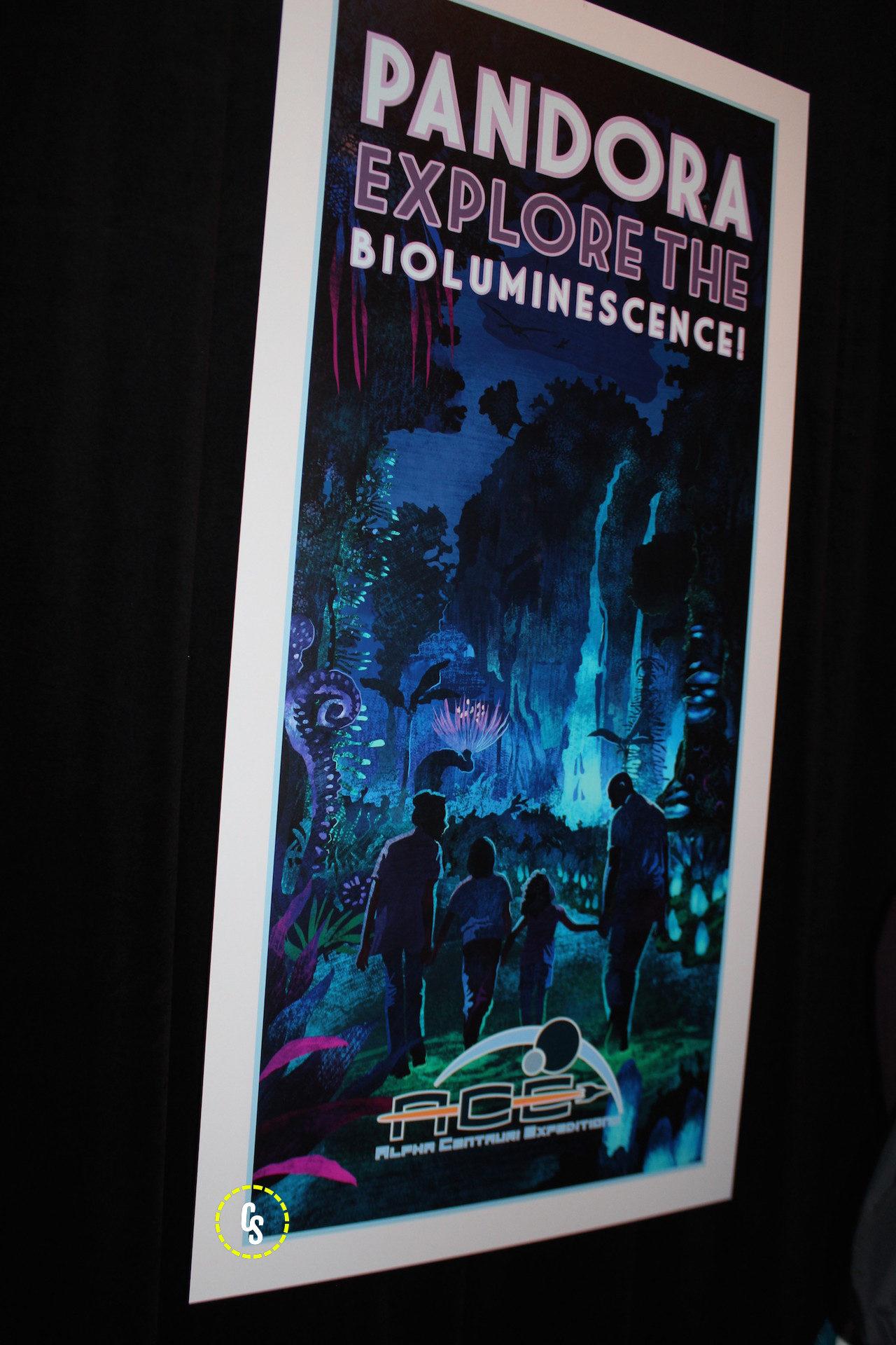 Pandora: Explora la bioluminiscencia