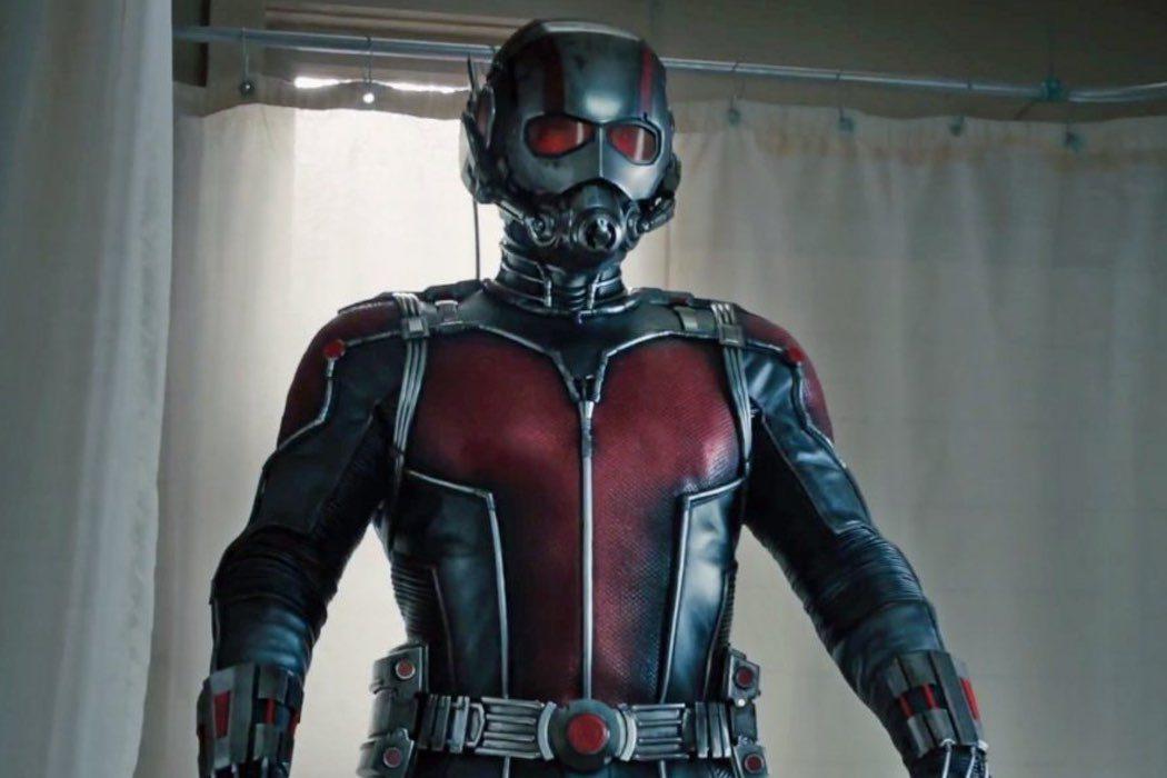'Ant-Man y la Avispa'