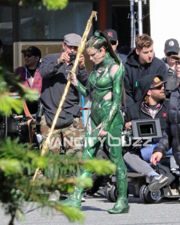 Elizabeth Banks como la villana de 'Power Rangers'