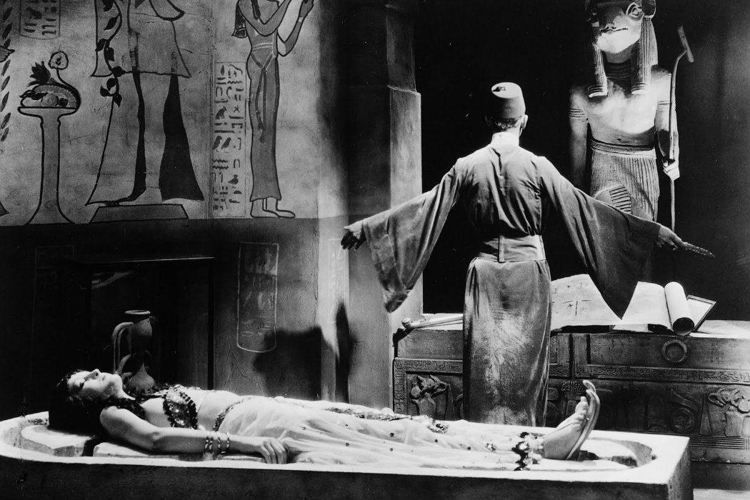 'La momia' (1932)