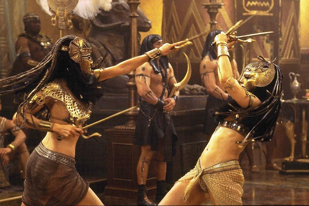 'La momia' (1999) y 'El regreso de la momia' (2001)