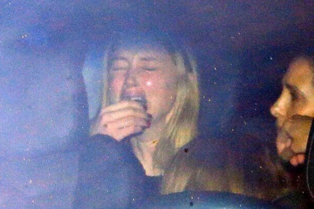 La versión de Amber Heard