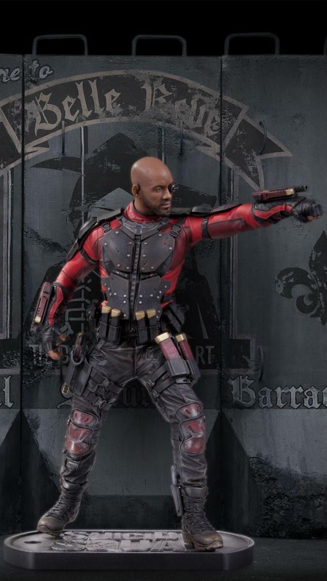 Estatua de Deadshot