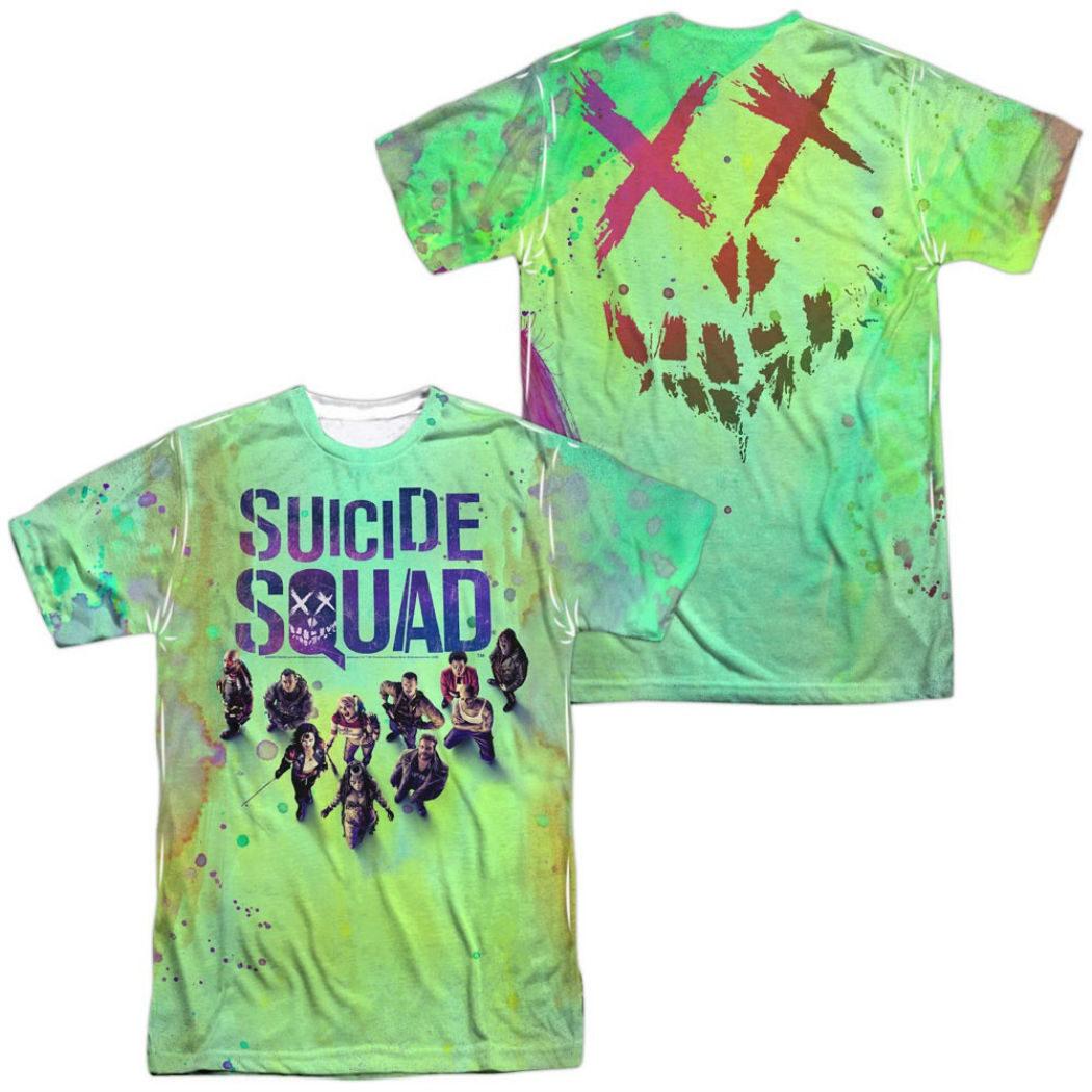 Camiseta del Escuadrón Suicida