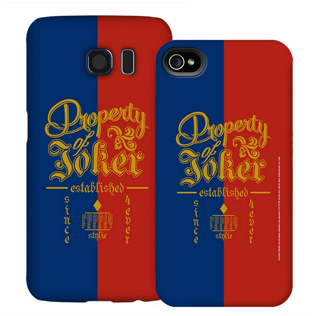 Carcasa de móvil (diseño Joker)