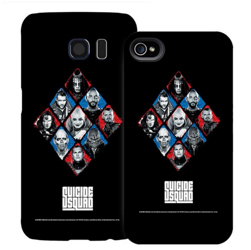 Carcasa de móvil (Suicide Squad)