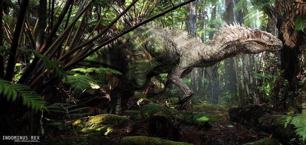 Imágenes conceptuales de 'Jurassic World'