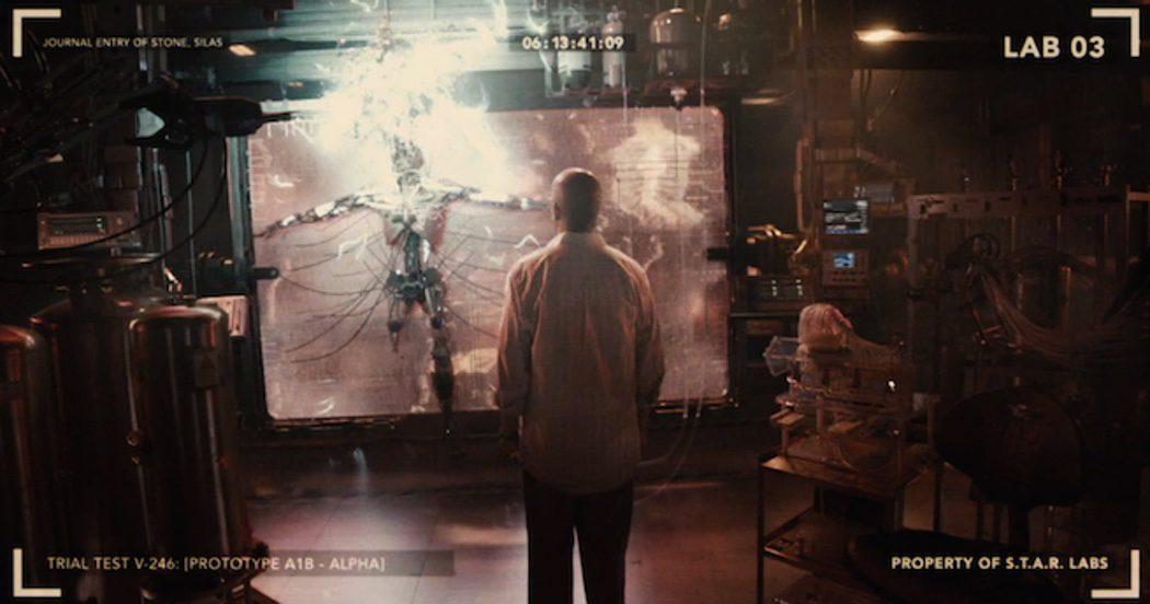 La creación de Cyborg