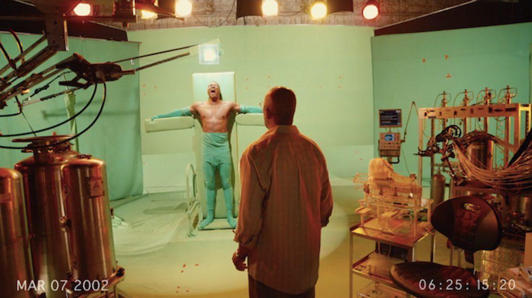 Cyborg, antes de post-producción