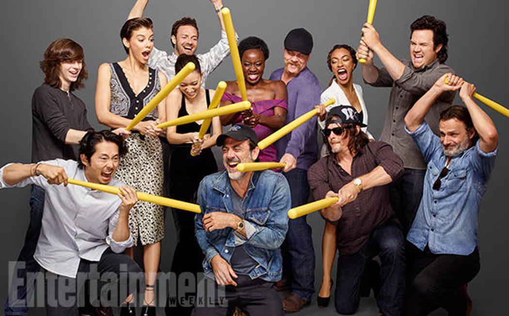 Las posibles víctimas de Negan de la 7ª temporada de 'The Walking Dead'