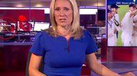 Imagen sexual de 'True Blood' en un informativo de la BBC